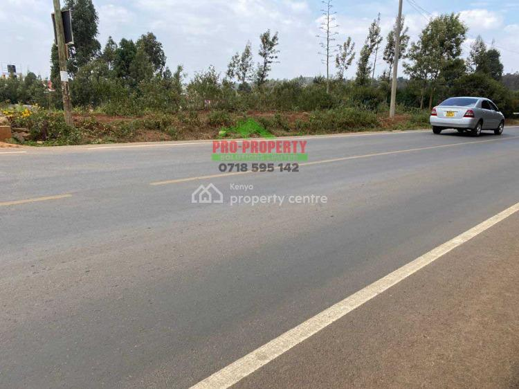 Land Touching Tarmac, Kamangu, Kikumbulyu North, Makueni, Mixed-use Land for Sale