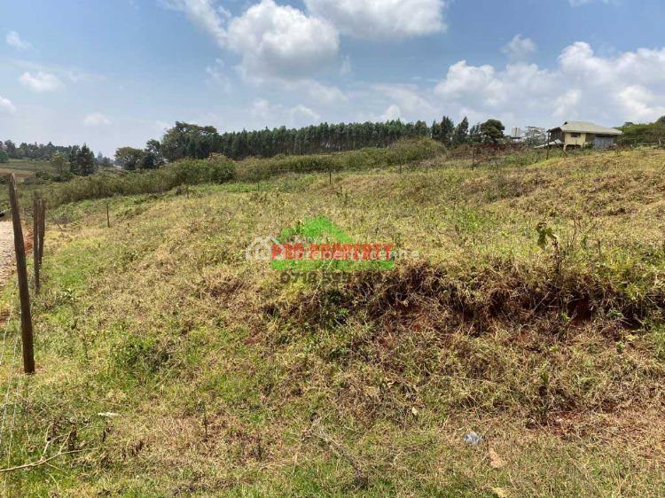 Prime Residential Plots, Ondiri, Kikuyu, Kiambu, Residential Land for Sale