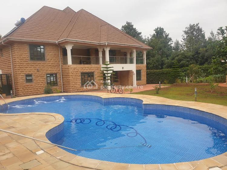 6 Bedroom Maisonette 2dsq 1 Guest Rm and a Pool on Half Acre Karen, Karen, Karen, Nairobi, House for Sale