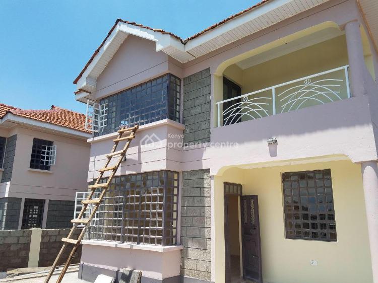 Exquisite 4 Bedroom Maisonette in Kikuyu 10m, Thogoto, Kikuyu, Kiambu, House for Sale
