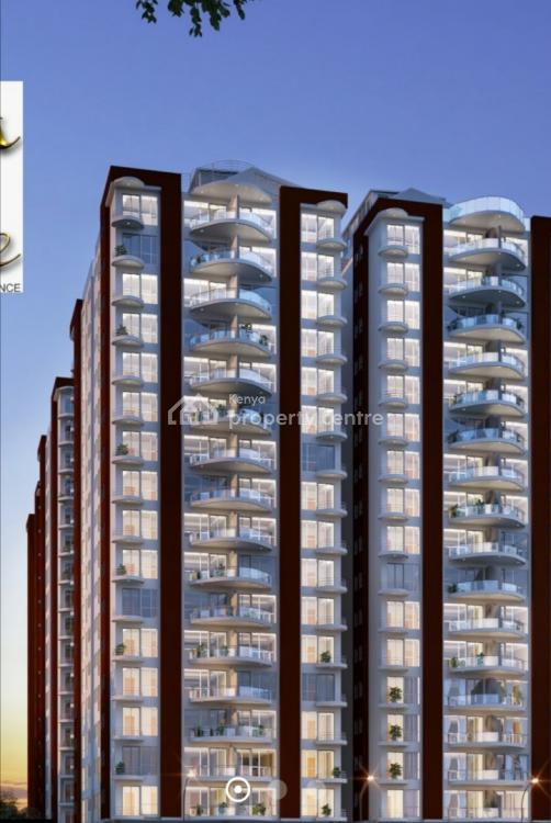 Modern 3 Bedroom Apartment Dsq 2 Balconies in Kilimani Kirichwa Rd, Kilimani Kirichwa Rd, Kilimani, Nairobi, Apartment for Sale