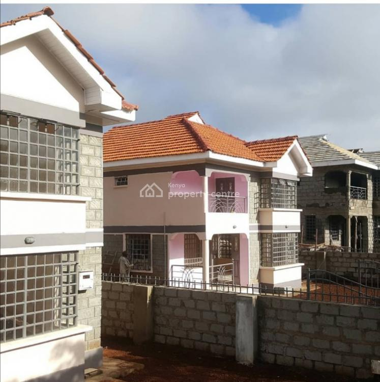 4 Bedroom Spacious Maisonette All Ensuite Sq for Kikuyu Gikambura, Gikambura Kikuyu, Kikuyu, Kiambu, House for Sale