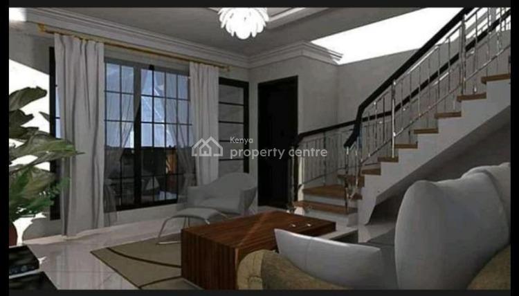 3 Bedroom Flat Roofed Maisonette Master Ensuite in Gikambura Kikuyu, Gikambura Kikuyu 500m From Tarmac Road, Kikuyu, Kiambu, House for Sale