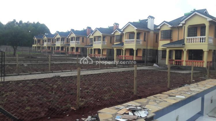 4 Bedroom Maisonette All En-suite in Matasia Ngong., Ngong,kibiko, Ngong, Kajiado, House for Sale