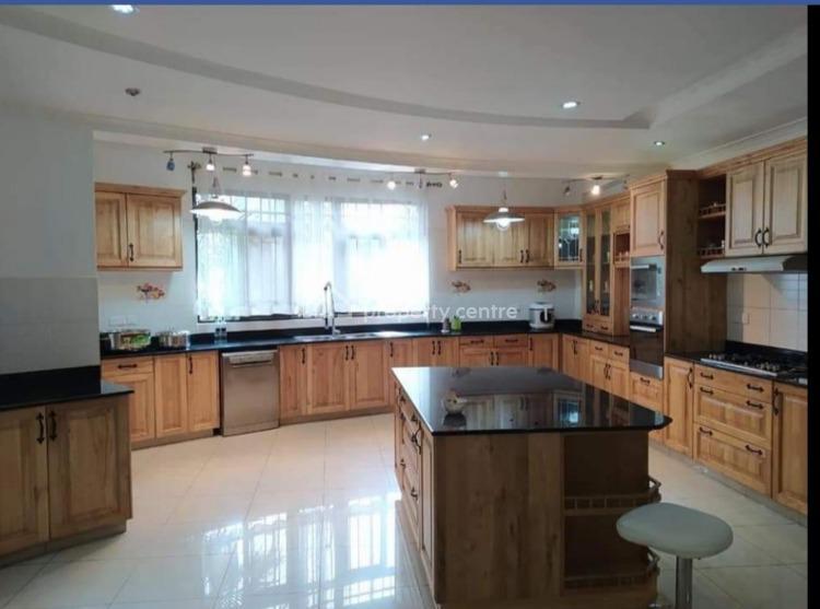 5 Bedroom House All Ensuite Plus Dsq on 0.7acres in Runda., Runda, Runda, Westlands, Nairobi, House for Sale