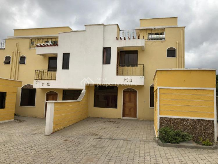 4 Bedroom Maisonette All Ensuite with a Dsq in Athi River., Athi River, Athi River, Machakos, House for Sale