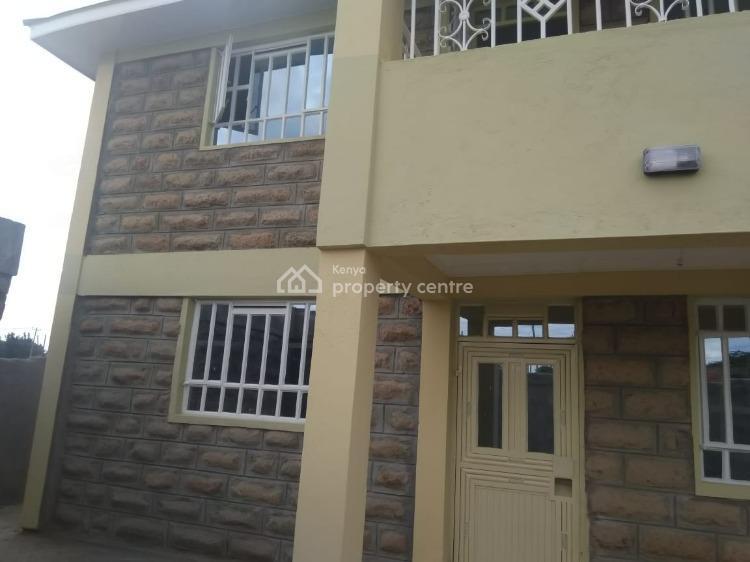 5 Bedroom Maisonette All Ensuite with Dsq in Kitengela., Kitengela Epz, Kitengela, Kajiado, House for Sale