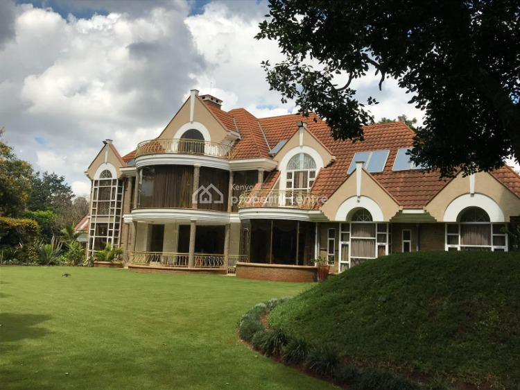 5 Bedroom House with Theater/pool/gym/sq  on 1.3acres in Muthaiga, Muthaiga, Muthaiga, Nairobi, House for Sale