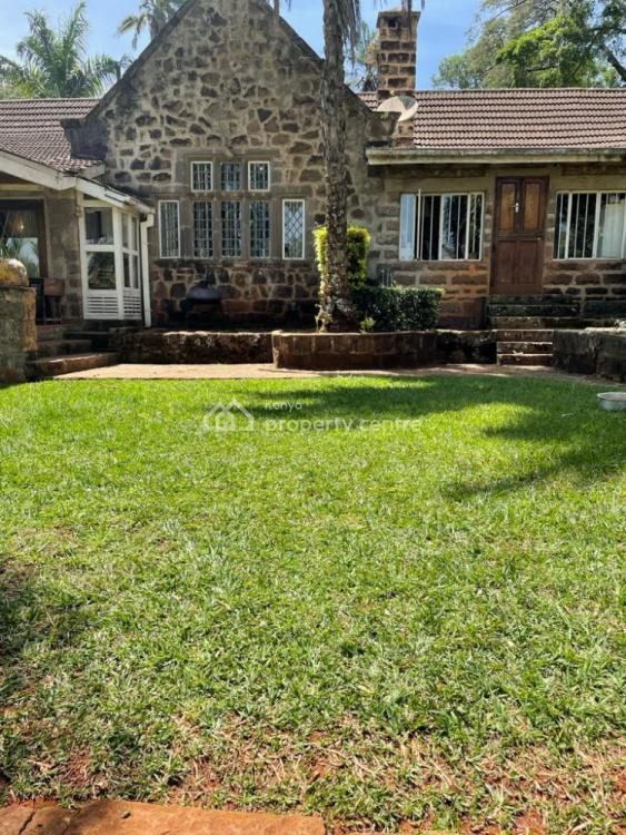 6 Bedroom House on 1.7acres with 3dsq Office Pool Garage Gym Muthaiga, Muthaiga, Muthaiga, Nairobi, House for Sale
