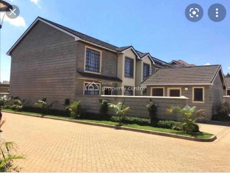 Spacious New 4 Bedroom Maisonette All Ensuite with Dsq in Ruiru, Ruiru Near Membley Estate, Ruiru, Kiambu, House for Sale