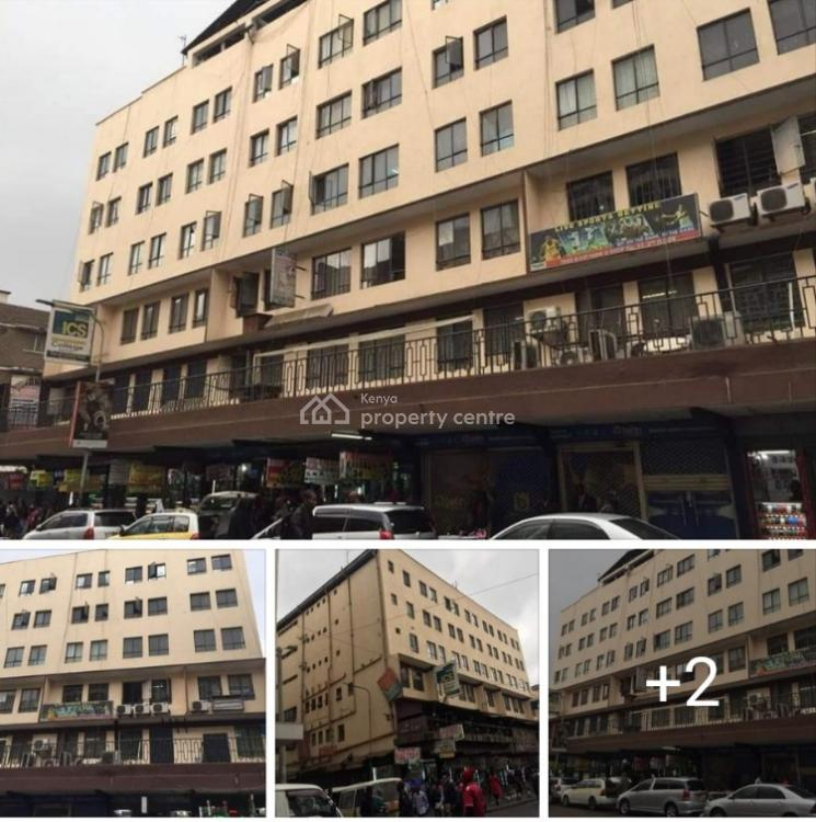 Commercial Building Fetching Good Monthly Income in Nairobi Cbd, Nairobi Cbd, Nairobi Central, Nairobi, Commercial Property for Sale