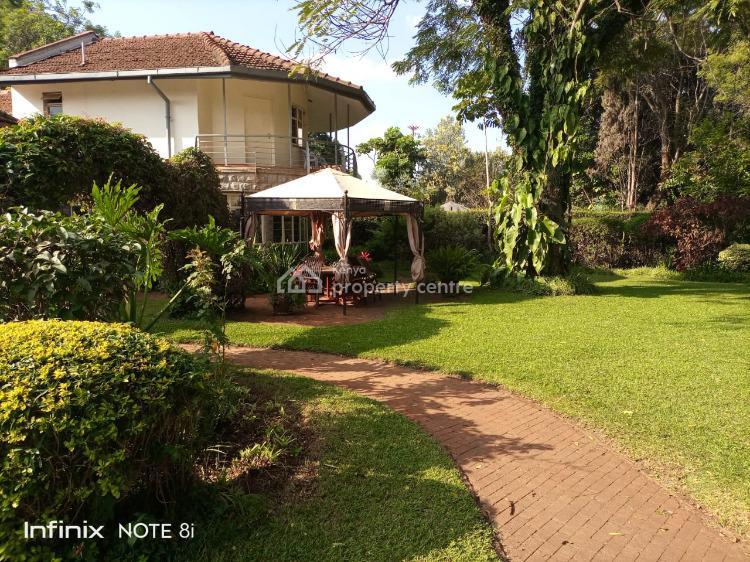 2 Acres with 5br Maisonette Along James Gichuru Rd Lavington, Along James Gichuru, Lavington, Nairobi, Commercial Property for Sale