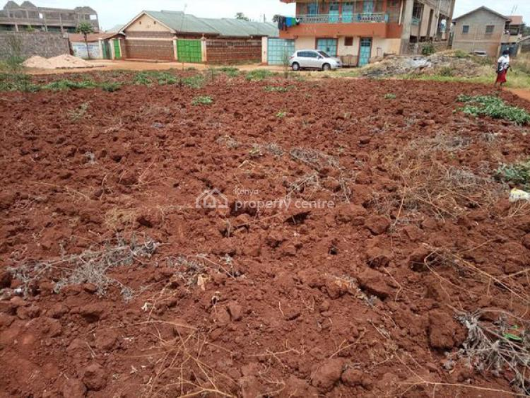 40x80 Plot, Thika, Kiambu, Land for Sale
