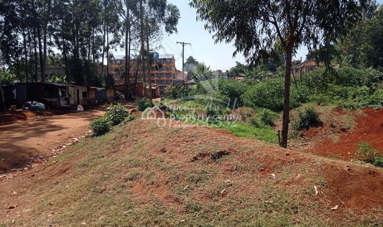 Commercial Plot (for Flats), Regen, Kikuyu, Kiambu, Commercial Land for Sale