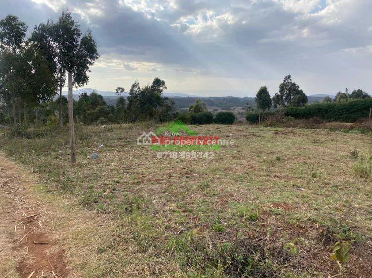 Residential Plots, Kamangu, Kikuyu, Kiambu, Residential Land for Sale