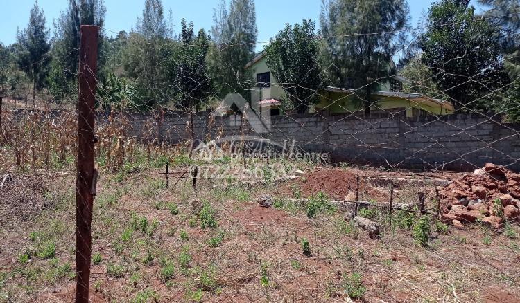 Lusingetti Residential Plot, Lusingetti, Kikuyu, Kiambu, Residential Land for Sale