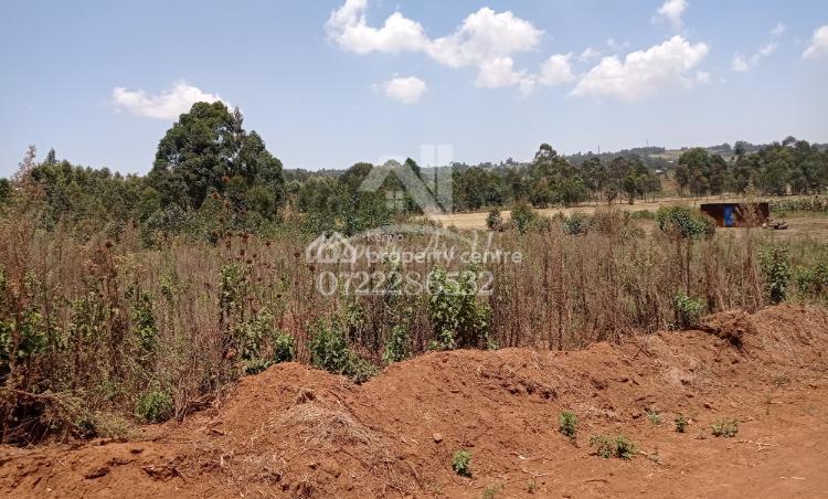 Ngamba Area Plots, Ngamba, Kikuyu, Kiambu, Mixed-use Land for Sale