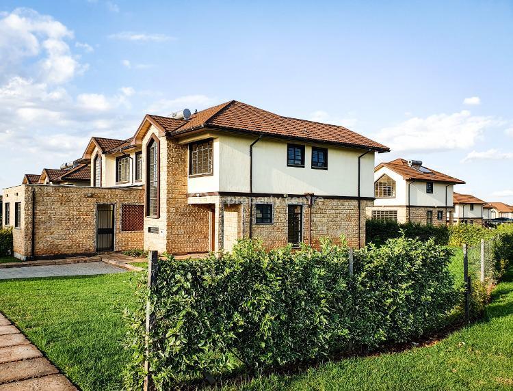 4 Bedroom Villa  in Kiambu Road, Edenville, Thika, Kiambu, Townhouse for Sale
