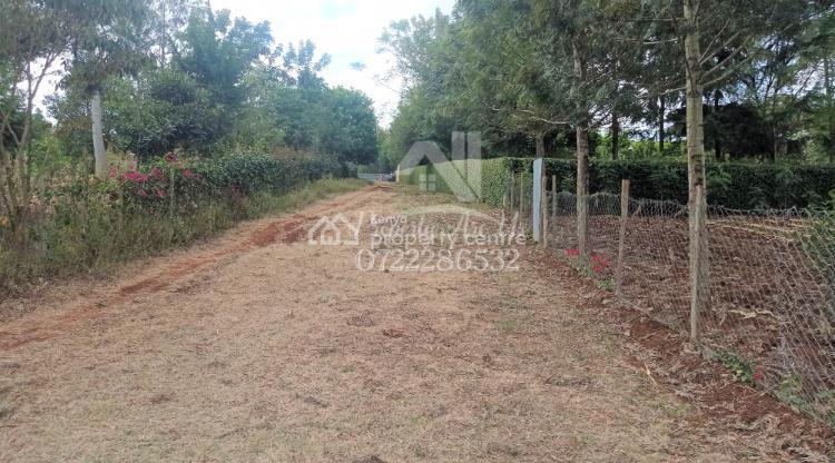 Ngong Quarter Acre Residential Plot, Ololua, Ngong, Kajiado, Residential Land for Sale