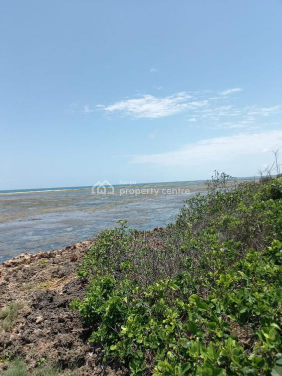 2-acre Beach Land, Msambweni, Ukunda, Kwale, Mixed-use Land for Sale