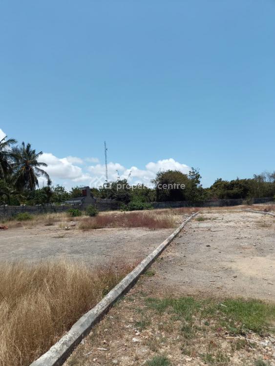 Several Quarter Acres Plots, Nyali, Mombasa, Mixed-use Land for Sale