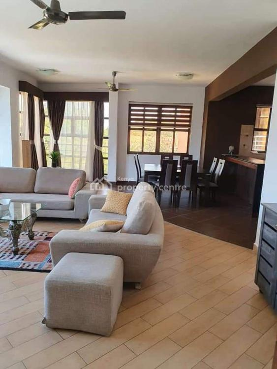 Unique 3 Bedroom Fully Furnished Apartment with Swimming Pool, Moyne Drive, Nyali, Mombasa, Apartment for Rent