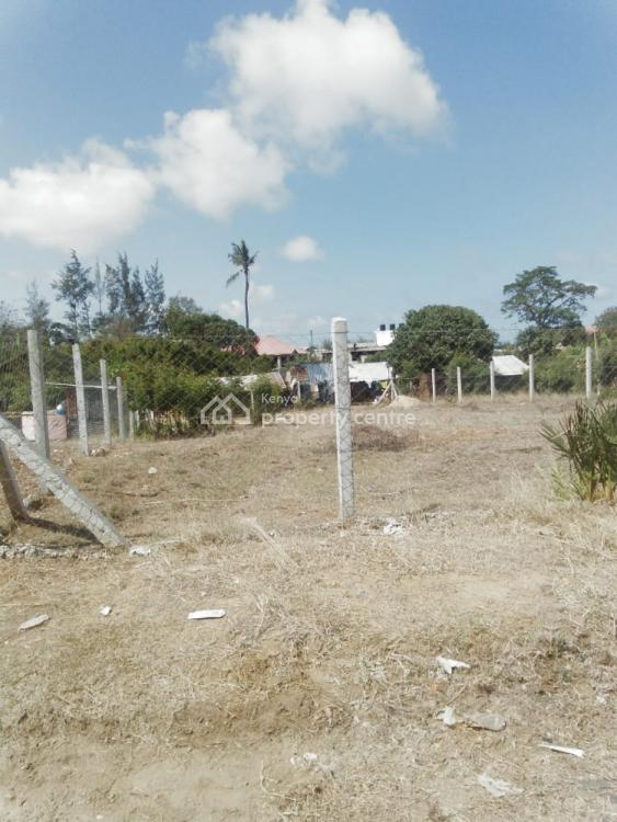 100*100 Plot, Ls42, Bamburi, Mombasa, Land for Sale