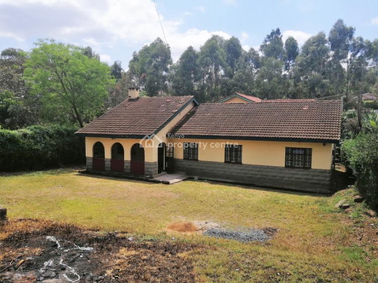 Four Bedrooms Bungalow, Vet, Ngong, Kajiado, Detached Bungalow for Rent