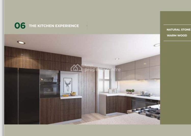 Modern 3 Bedroom Apartment Dsq 2 Balconies in Kirichwa Rd Kilimani, Kirichwa Rd, Kilimani, Nairobi, Apartment for Sale