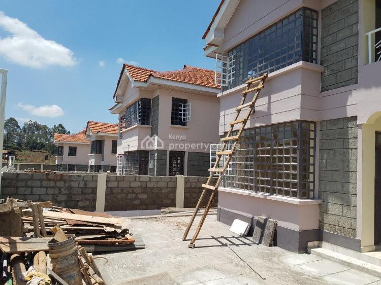 Exquisite 4 Bedroom Maisonette in Gikambura Kikuyu 11m, Thogoto, Kikuyu, Kiambu, House for Sale