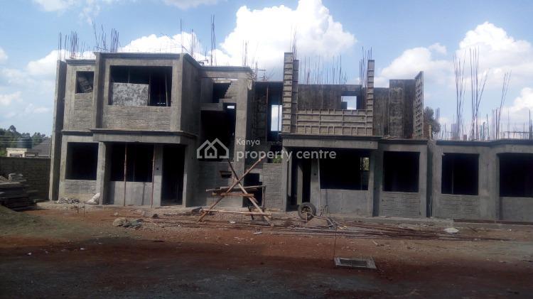4 Bedroom Villas 2 Ensuite Plus Sq in Gikambura 12m, Gikambura, Kikuyu, Kiambu, House for Sale