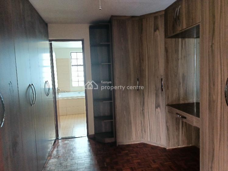 4 Bedroom House All En-suite + Dsq Available, Kitisuru, Westlands, Nairobi, House for Rent