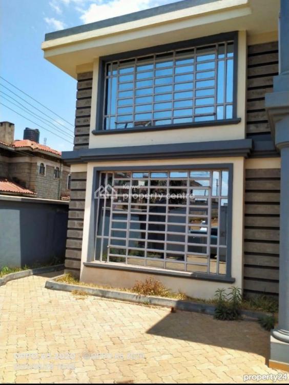 4 Bedroom Townhouse in Membly Estate, Ruiru Asking 16m, Membley, Membley Estate, Kiambu, House for Sale