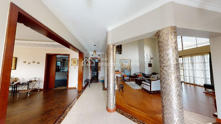 Executive 5 Bedroom House All En-suite + Dsq, North Muthaiga, Muthaiga, Nairobi, House for Rent