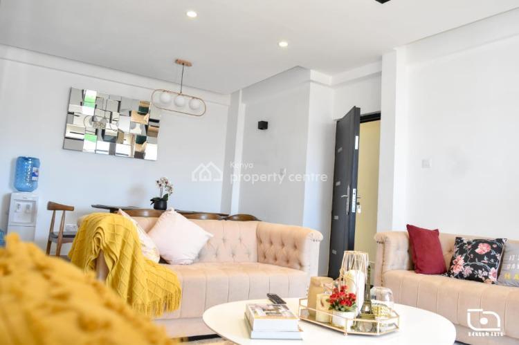 Modern 3 Bedroom Apartment with Dsq in Kinoo Along Waiyaki Way., Kinoo 300meters From The Tarmac Road, Kinoo, Kiambu, Apartment for Sale