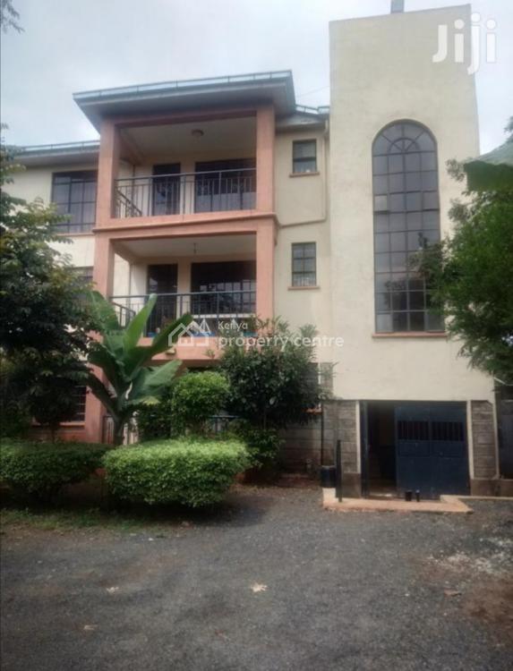 Apartment with 3 Units Each 3 Bedroom N Sq(ksh 180kmonthly) in Kikuyu, Gikambura Area 300m From Tarmac, Kikuyu, Kiambu, Commercial Property for Sale