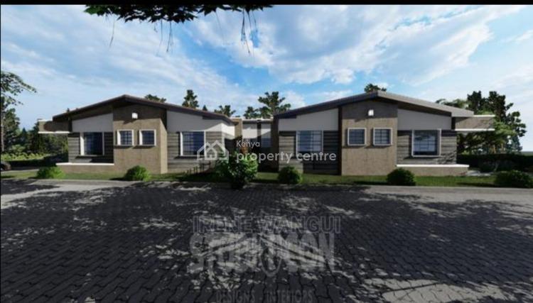 Beautiful 3 Bedroom Bungalow Master Ensuite in Kamangu Kikuyu, Kamangu Kikuyu 200m From Tarmac Road, Thigio, Kikuyu, Kiambu, House for Sale