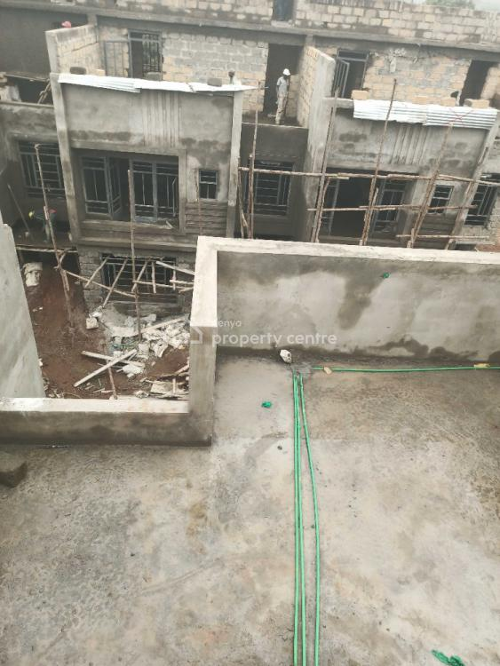 Modern 4 Bedroom Flat Roofed 3 Level Maisonette with Dsq in Kikuyu, Gikambura Kikuyu 200m From The Tarmac Road, Kikuyu, Kiambu, House for Sale