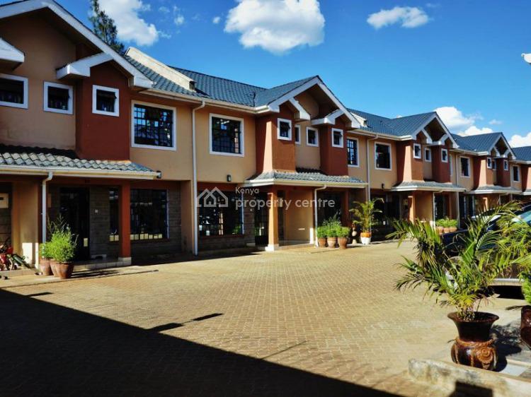 3 Bedroom Maisonette Master Ensuite in a Gated Community in Kikuyu, Gikambura 200meters From The Tarmac Road, Kikuyu, Kiambu, House for Sale