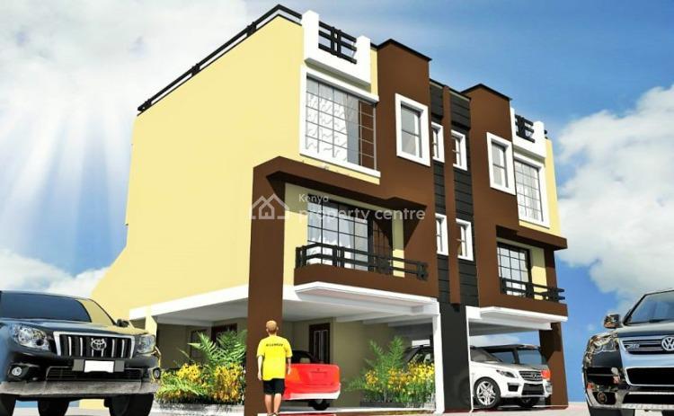3 Bedroom Maisonette Master Ensuite with 3 Floors and Dsq in Banana, Banana Near Ruaka 200meters From The Tarmac Road, Ndenderu, Kiambu, House for Sale