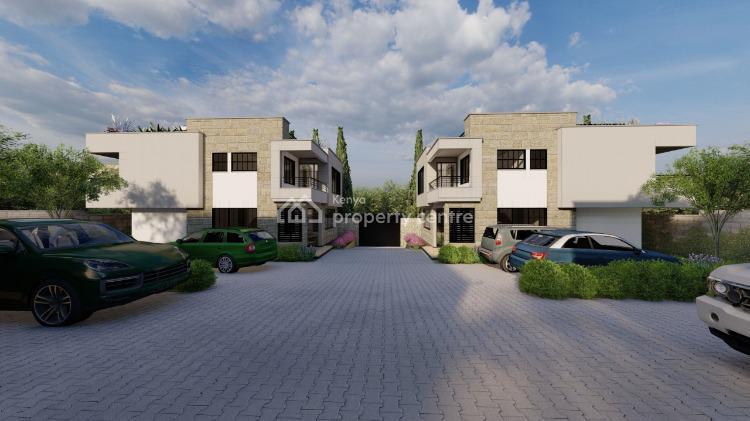 Beautiful 4 Bedroom Flat Roofed Maisonette All Ensuite in Kikuyu., Undiri Kikuyu, Kikuyu, Kiambu, House for Sale