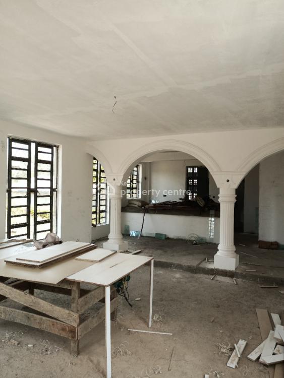 Modern 4 Bedroom Flat Roofed Maisonette, Gikambura, 500 Meters From The Tarmac Road, Kikuyu, Kiambu, House for Sale