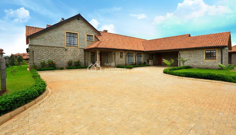 Exquisite 4 Bedroom House on Half Acre with Dsq, Bogani Road, Karen, Nairobi, House for Sale