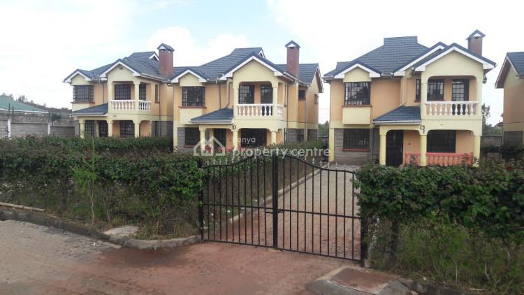 4 Bedroom Maisonette All En-suite, Near Ngong Town,  in Matasia, Ngong, Kajiado, House for Sale
