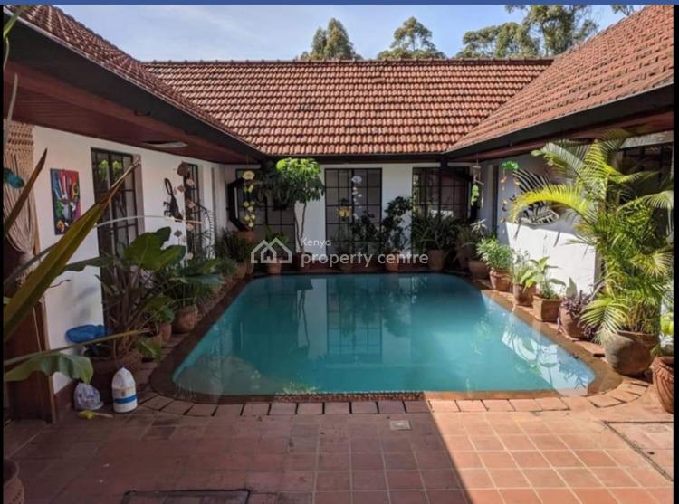 Beautiful 4 Bedroom House with a Pool Plus 2dsq on 1 Acre in Karen, Karen, Karen, Nairobi, House for Sale