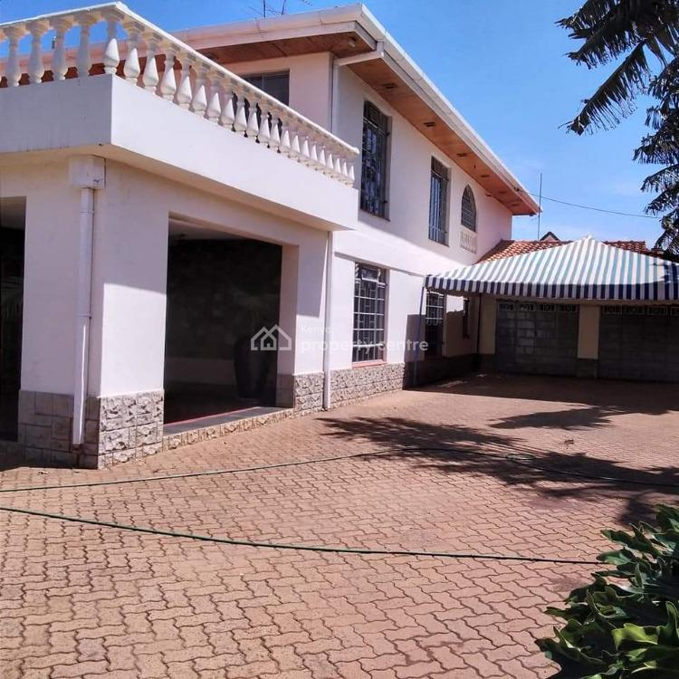 Exquisite 5 Bedroom Maisonette All Ensuite on Half Acre, Runda, Westlands, Nairobi, House for Sale