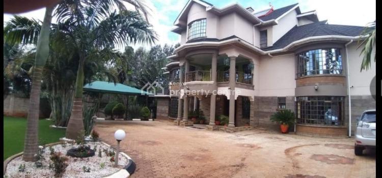 6 Bedroom Palatial House with Dsq, Study on Half Acre in Kiambu Road, Kiambu Road., Runda, Westlands, Nairobi, House for Sale