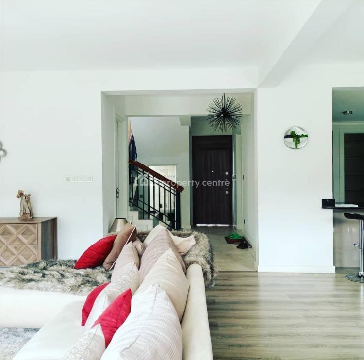 Exquisite 3 Bedroom Villa All Ensuite with Dsq, Runda, Westlands, Nairobi, House for Sale