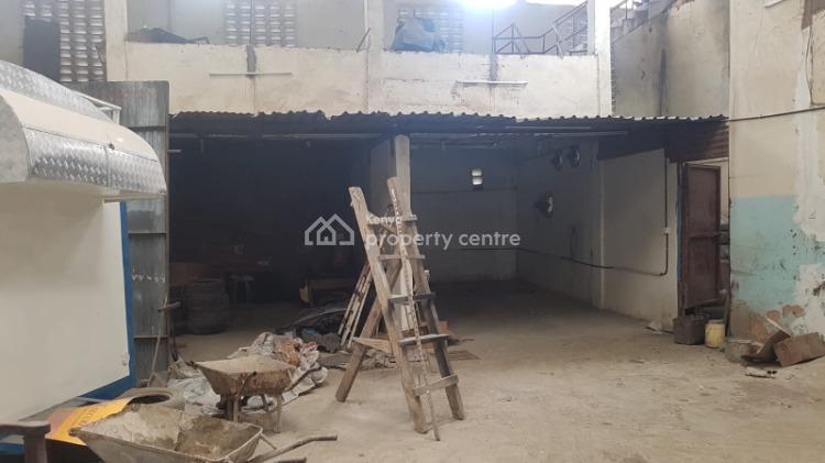 Go Down in Tudor, Mombasa, Kaa Chonjo, Tudor, Mombasa, Warehouse for Sale