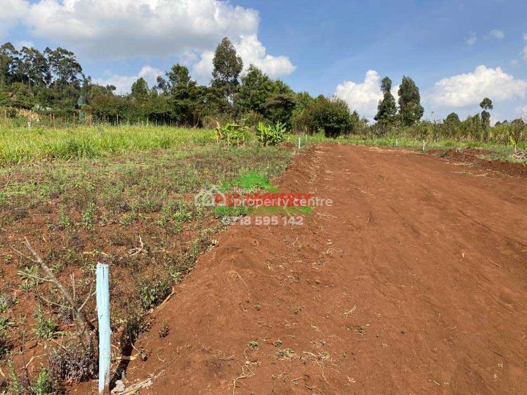 Residential Plots, Kikuyu Kerwa., Muguga, Kiambu, Residential Land for Sale